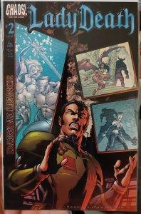 Lady Death: Dark Alliance #2 (2002) NM