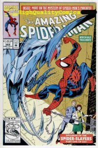 Amazing SPIDER-MAN #368, NM, Red Skull, Jerry Bingham, 1963, more ASM in store