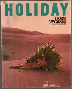 Holiday 12/1968-Las Vegas-soul music-John D MacDonald-VG