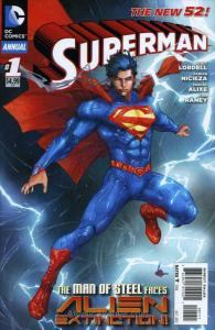 Superman (3rd Series) Annual #1 VF/NM; DC   save on shipping - details inside