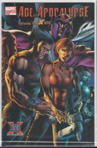 X-Men: Age of Apocalypse #1 (Marvel, 2005) NM