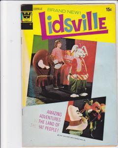 Lidsville #1