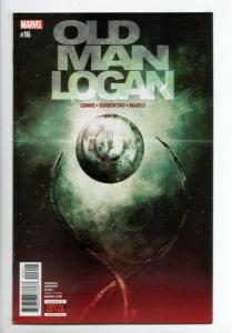 Old Man Logan #16 (Marvel, 2017) VF