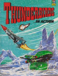 Thunderbirds (Comic Albums) TPB #5 VF/NM; Ravette | save on shipping - details i