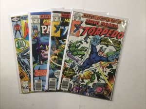 Marvel Premiere 39 40 43 55 Lot Run Set Fine Fn 6.0 Marvel