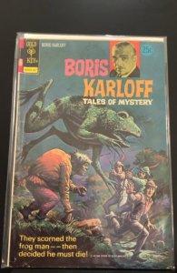 Boris Karloff Tales of Mystery #55 (1974)