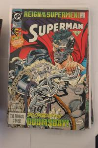 Superman 1987 78 NM