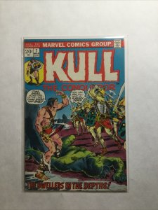 Kull The Conqueror 7 Very Fine Vf 8.0 Marvel