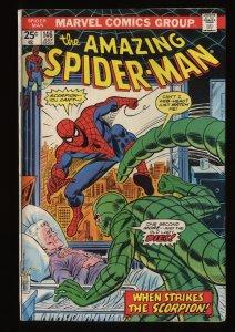 Amazing Spider-Man #146  Scorpion! Marvel Comics Spiderman