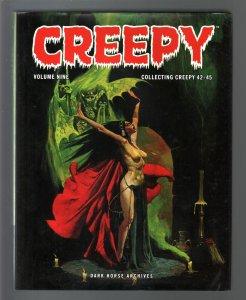 Creepy-Vol. 9-#42-45-Richard Arndt-Hardcover-2011