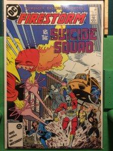 Firestorm #64 Suicide Squad