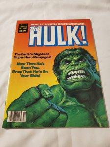 Rampaging Hulk 17 VF+