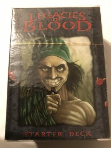 ISHTARRI Legacies of Blood Vampire deck : White Wolf VTES 2005 TCG, sealed, CCG