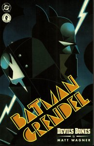 Batman Grendel: Devil's Bones - NM - Matt Wagner