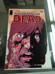 The Walking Dead 40 VF/NM to NM-