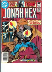 Jonah Hex #53 - Bronze Age - (VF+) Oct., 1981