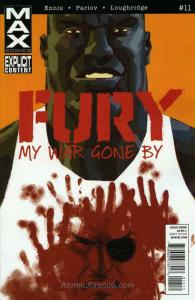 Fury Max #11 FN; Marvel | save on shipping - details inside