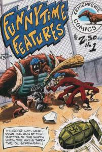 Funnytime Features #1 VF/NM; Eenieweenie   save on shipping - details inside
