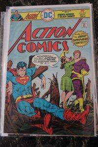 Action Comics #451 (DC, 1975) Condition: FN+