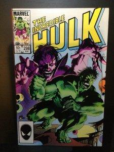 The Incredible Hulk #298 (1984)