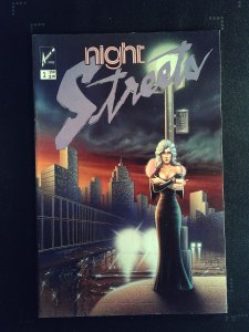 Nightstreets #1 (1986)