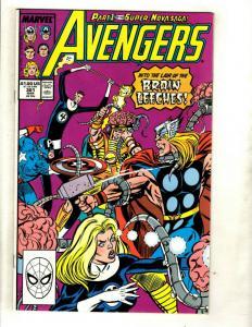 10 Avengers Marvel Comics # 301 302 303 304 305 306 307 308 309 310 Hulk RM3