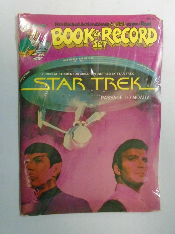 Star Trek Book and Record Set (1975) 6.0/FN