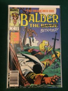 Balder The Brave #2 of 4