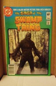 Swamp Thing #2 (1982)
