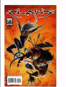 Wolverine & The Black Cat Claws # 2 Of 3 NM 1st Print Marvel Comic Book X-M J113
