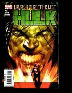 7 Marvel Comics Dark Reign The List Hulk Wolverine Punisher Daredevil +MORE SM1