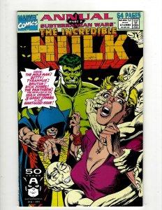 9 Incredible Hulk Annual Comic Books #17 18 19 20, '97 '98 '99 2000 2001 GK36