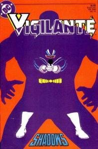 Vigilante (1983 series) #14, VF (Stock photo)