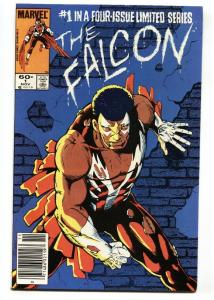 FALCON #1 1983 comic book-MARVEL-HIGH GRADE VF/NM