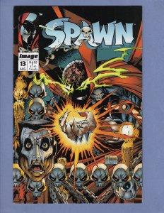 Spawn #13 VF Todd McFarlane Image Comics 1993