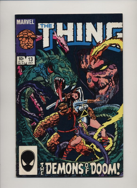 The Thing #13 (1984)