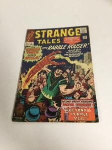 Strange Tales 119 Vg Very Good 4.0