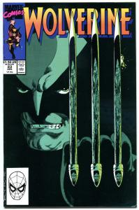 WOLVERINE #23, NM, John Byrne, 1988,  X-men, Endings, more in store