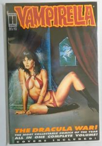 Vampirella The Dracula War TPB (1993 Harris) #1, 8.0/VF (1993)