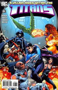 Titans (3rd Series) #8 VF/NM; DC | save on shipping - details inside