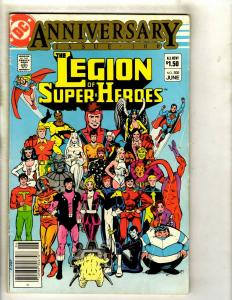 8 Legion of Super-Heroes Comics # 300 302 303 305 Annual 2 Sp 1 79 Naires 1  EK4
