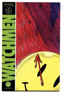 WATCHMEN #1 First issue 1986 - comic book Alan Moore VF