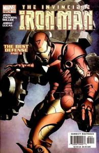 Iron Man (1998 series) #75, NM (Stock photo)