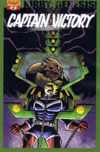 Kirby Genesis: Captain Victory #2B FN; Dynamite | save on shipping - details ins