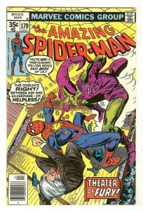 Amazing Spiderman 179   Green Goblin
