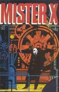 MISTER X #10, VF/NM, 1984 1987, 1st, Vortex, Night Clubs DayDreams,more in store