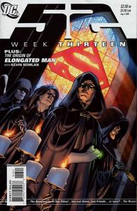 52 #13 VF/NM; DC | save on shipping - details inside