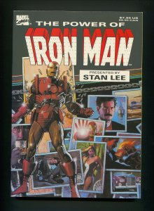 Power of Iron Man TPB / NM (2nd print)   June 1989