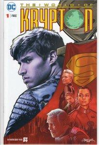 The World of Krypton #1 (2018) MW121