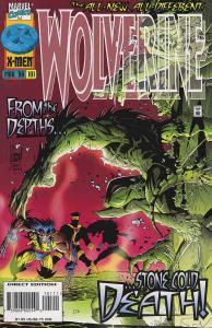 Wolverine #101 VF/NM; Marvel   save on shipping - details inside